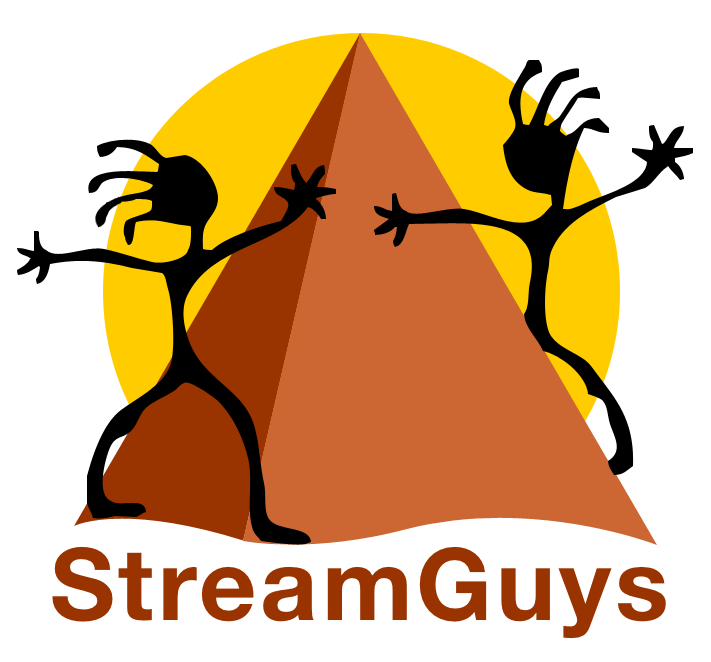 StreamGuys Logo