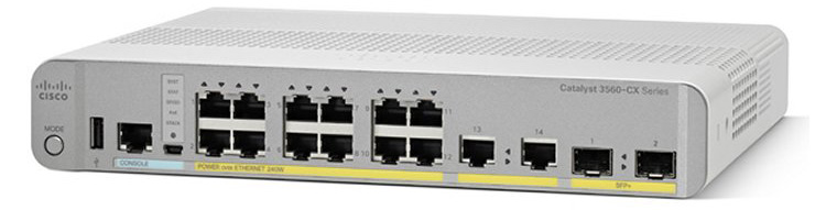switches catalyst 3560cx 12pc s switch